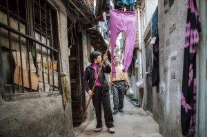 Shanghai-old alley VIII