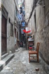 Shanghai-- old alley III
