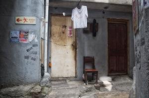 Shanghai--old alley VII