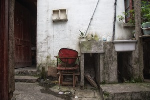 Shanghai--old alley VI