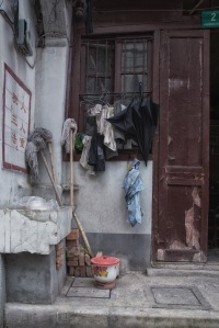 Shanghai--old alley IV